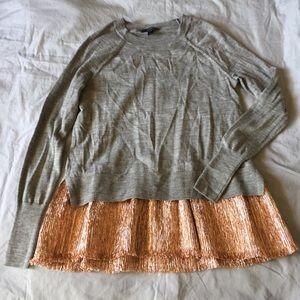 J. Crew 100% Merino Sweater